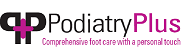 Podiatry Plus Logo